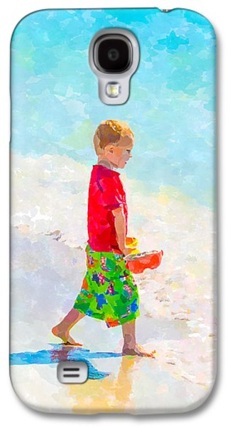 A Hot Summer Day Galaxy S4 Cases - A Summer To Remember III Galaxy S4 Case by Susan Molnar