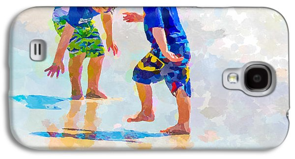 A Hot Summer Day Galaxy S4 Cases - A Summer to Remember IV Galaxy S4 Case by Susan Molnar