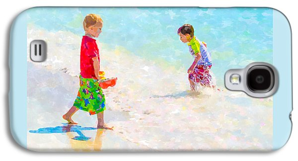 A Hot Summer Day Galaxy S4 Cases - A Summer to Remember V Galaxy S4 Case by Susan Molnar