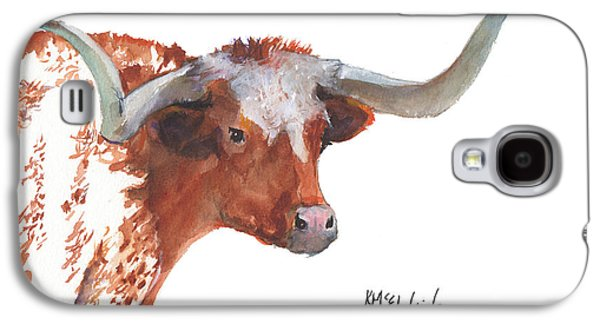 Texas Artist Galaxy S4 Cases - A Treasure Galaxy S4 Case by Kathleen McElwaine