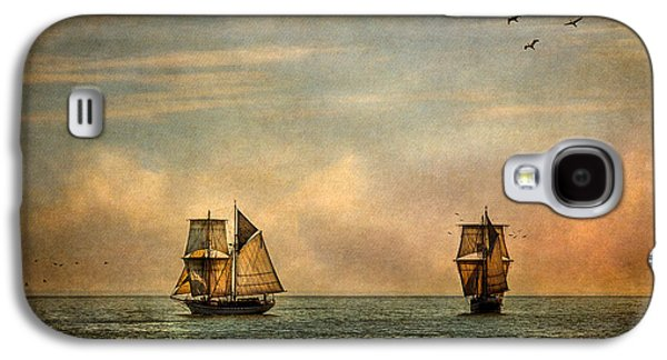 Historic Ship Galaxy S4 Cases - A Vision I Dream Galaxy S4 Case by Dale Kincaid