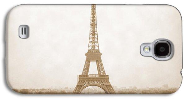 A Walk Through Paris 5 Galaxy S4 Case by Mike McGlothlen