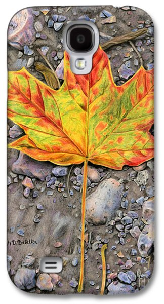 Mud Season Galaxy S4 Cases - A Walk Through The Woods Galaxy S4 Case by Sarah Batalka