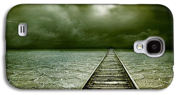 Conceptual Galaxy S4 Cases - A Way Out Galaxy S4 Case by Photodream Art