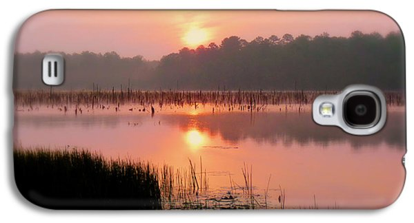 Best Sellers -  - Enterprise Galaxy S4 Cases - A Wetlands Sunrise Galaxy S4 Case by JC Findley