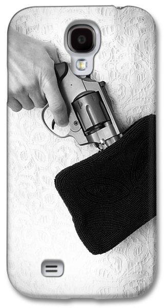 Pull Galaxy S4 Cases - A Woman Scorned Galaxy S4 Case by Edward Fielding