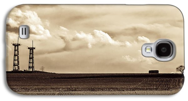 Brown Tones Galaxy S4 Cases - Once At War Galaxy S4 Case by Wim Lanclus