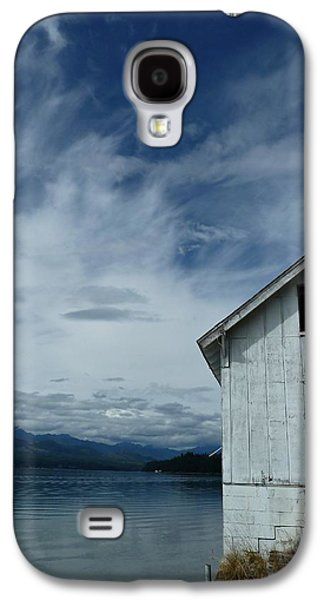 Abandoned By The Water Galaxy S4 Case by Patricia Strand