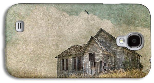 Abandoned House Photographs Galaxy S4 Cases - Abandoned Galaxy S4 Case by Juli Scalzi