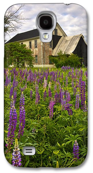 Old Maine Houses Galaxy S4 Cases - Abandoned House Galaxy S4 Case by Benjamin Williamson