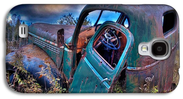 Rural Maine Roads Galaxy S4 Cases - Abandoned II Galaxy S4 Case by Alana Ranney