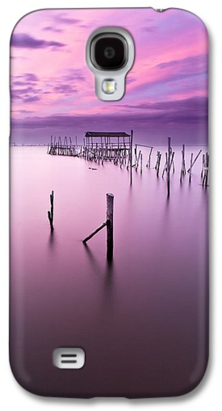 Waterscape Galaxy S4 Cases - Abandoned Galaxy S4 Case by Jorge Maia