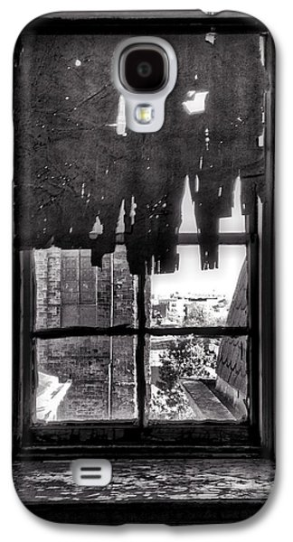 Abandoned Window Galaxy S4 Case by H James Hoff