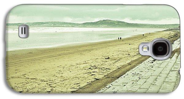 Aberafan Beach Galaxy S4 Case by Tom Gowanlock