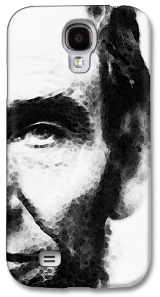 Slavery Digital Art Galaxy S4 Cases - Abraham Lincoln - An American President Galaxy S4 Case by Sharon Cummings
