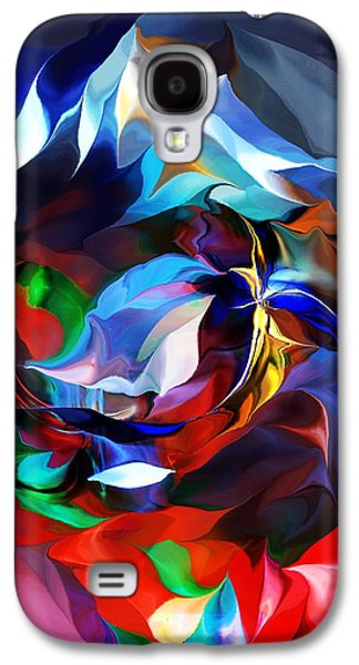 Abstract Digital Art Galaxy S4 Cases - Abstract 091613 Galaxy S4 Case by David Lane