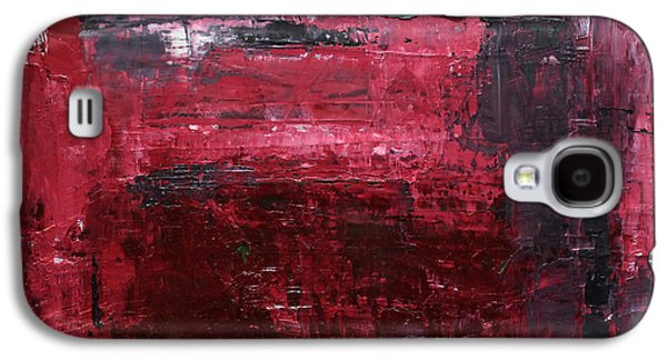 Bsk Galaxy S4 Cases - Abstract 2014 01 Galaxy S4 Case by Becky Kim