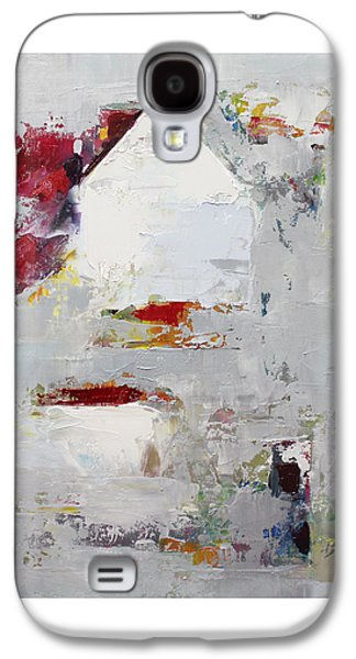 Abstract 2015 04 Galaxy S4 Case by Becky Kim