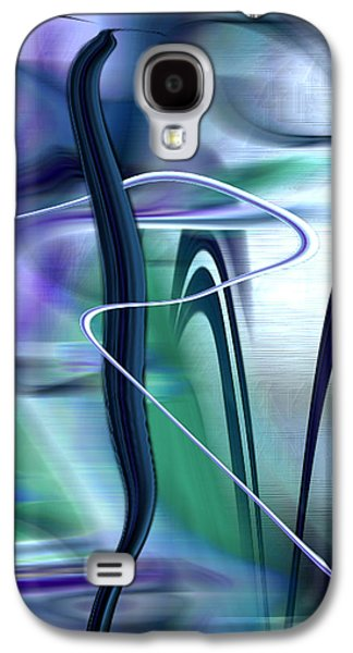 Abstract 300 Galaxy S4 Case by Gerlinde Keating - Keating Associates Inc