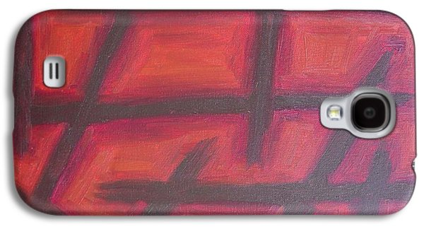 Ipad Design Galaxy S4 Cases - Abstract 452 Galaxy S4 Case by Patrick J Murphy