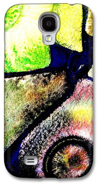 Landscape Acrylic Prints Galaxy S4 Cases - Abstract  57 Galaxy S4 Case by John  Nolan