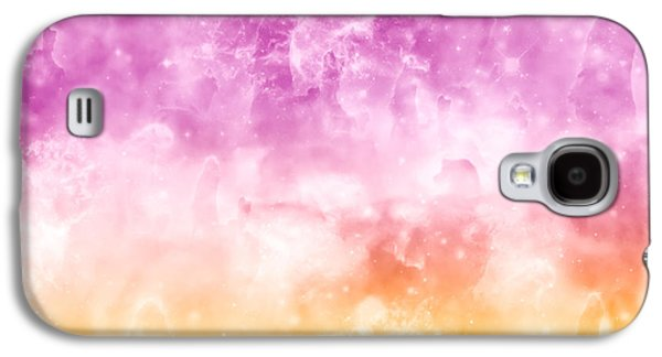 Torn Pyrography Galaxy S4 Cases - Colorful Abstract  Background Galaxy S4 Case by Thanawat  Wongsuwannathorn
