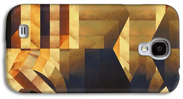Otherworldly Galaxy S4 Cases - Abstract Dimension Galaxy S4 Case by LC Bailey
