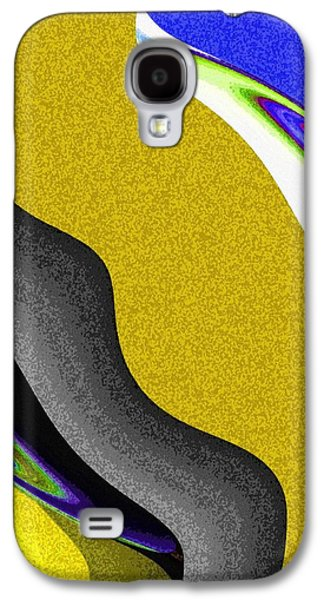 Abstract Fusion Galaxy S4 Cases - Abstract Fusion 212 Galaxy S4 Case by Will Borden