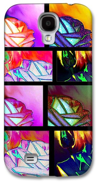 Abstract Fusion Galaxy S4 Cases - Abstract Fusion 214 Galaxy S4 Case by Will Borden