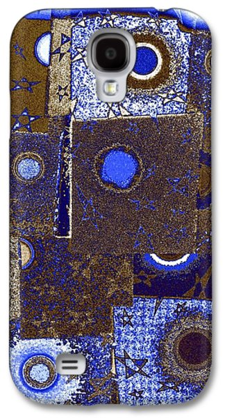 Abstract Fusion 225 Galaxy S4 Case by Will Borden
