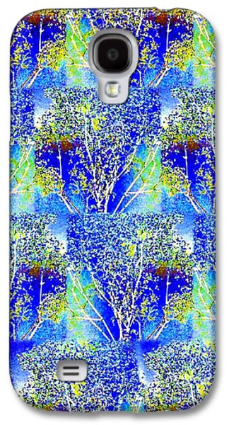 Abstract Fusion Galaxy S4 Cases - Abstract Fusion 239 Galaxy S4 Case by Will Borden