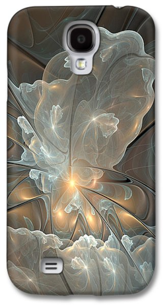 Recently Sold -  - Abstract Digital Galaxy S4 Cases - Abstract Galaxy S4 Case by Gabiw Art