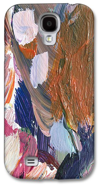 Abstracted Galaxy S4 Cases - Abstract Heart Galaxy S4 Case by David Lloyd Glover