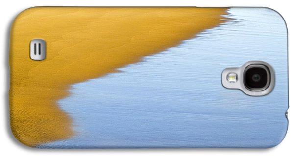 Abstract Seascape Galaxy S4 Cases - Abstract Seascape Galaxy S4 Case by Frank Tschakert