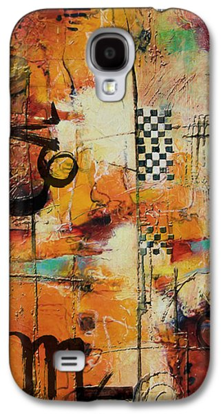 Abstract Tarot Art 010 Galaxy S4 Case by Corporate Art Task Force