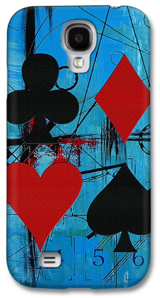 Abstract Tarot Art 012 Galaxy S4 Case by Corporate Art Task Force