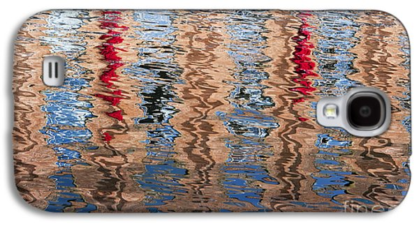 Abstract Movement Photographs Galaxy S4 Cases - Abstract Water Ripples  Galaxy S4 Case by Tim Gainey