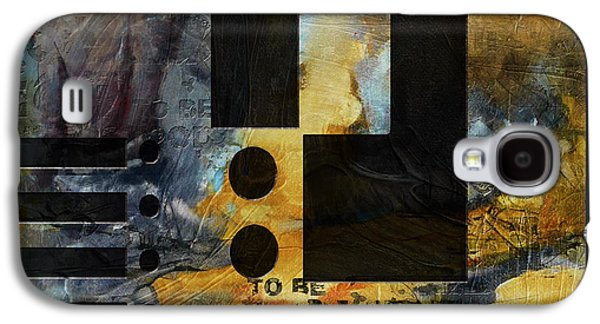 Abstract Women 006 Galaxy S4 Case by Corporate Art Task Force