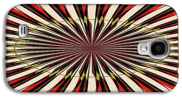 Buildin Galaxy S4 Cases - Abstracto Galaxy S4 Case by Riccardo Zullian