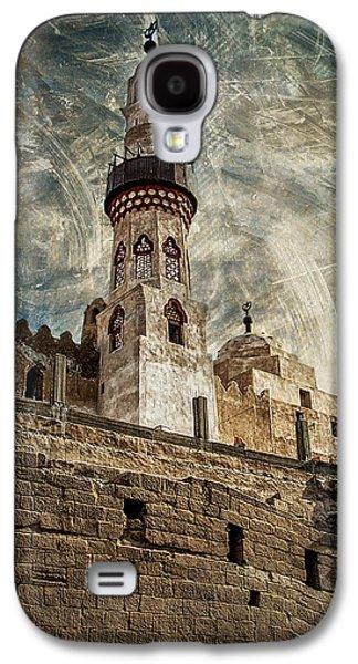 Abu Haggag Mosque Galaxy S4 Case by Erik Brede
