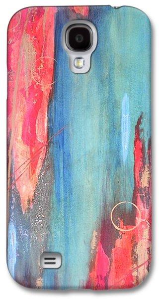 Torn Galaxy S4 Cases - Abundance Galaxy S4 Case by Debi Starr