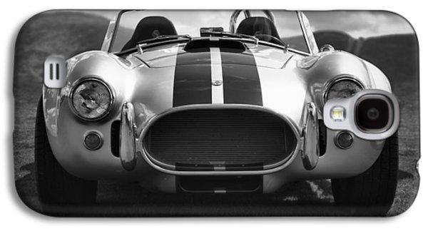 Transportation Photographs Galaxy S4 Cases - AC Cobra 427 Galaxy S4 Case by Sebastian Musial