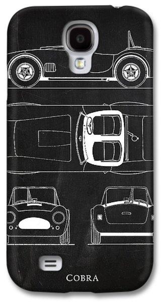 Ac Cobra Galaxy S4 Case by Mark Rogan
