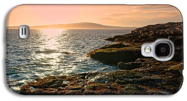 Maine Mountains Galaxy S4 Cases - Acadia National Park Galaxy S4 Case by Olivier Le Queinec
