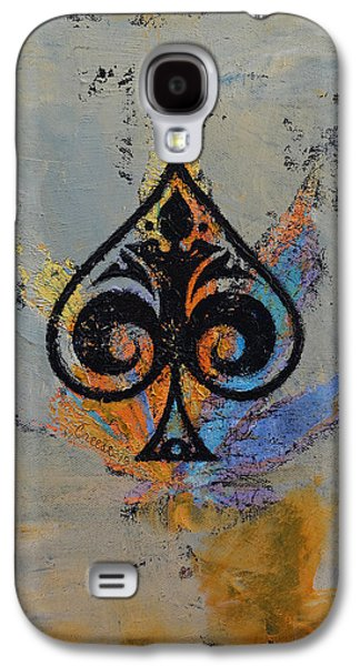 Ace Galaxy S4 Case by Michael Creese