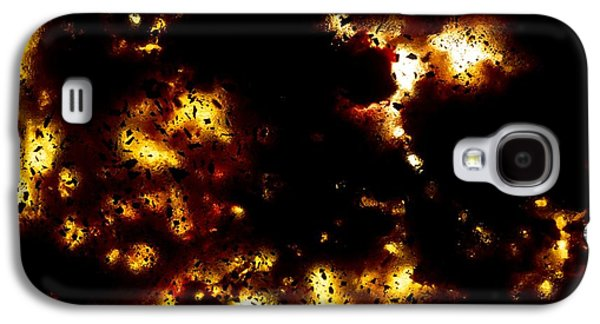 Light And Dark  Galaxy S4 Cases - NA 55 Distant Lights Galaxy S4 Case by Kika Pierides