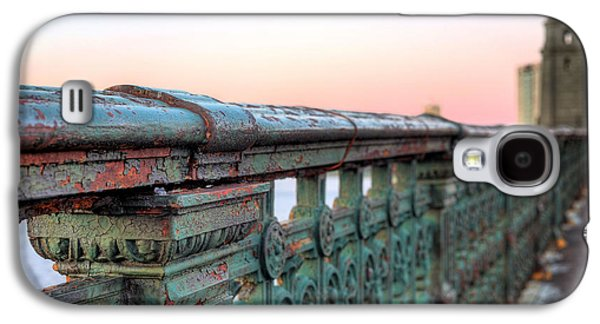 Landmarks Photographs Galaxy S4 Cases - Across the Charles  Galaxy S4 Case by JC Findley
