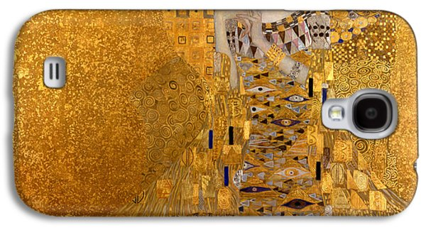 Adele Bloch Bauers Portrait Galaxy S4 Case by Gustive Klimt