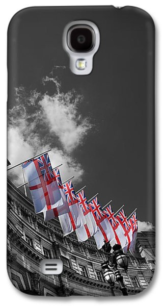 St George Galaxy S4 Cases - Admiralty Arch London Galaxy S4 Case by Mark Rogan