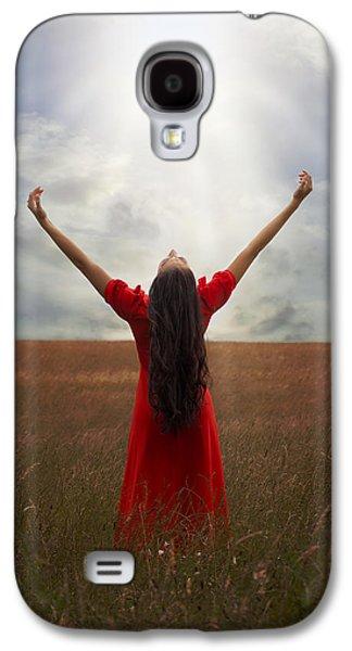 Enjoying Galaxy S4 Cases - Admiration Galaxy S4 Case by Joana Kruse